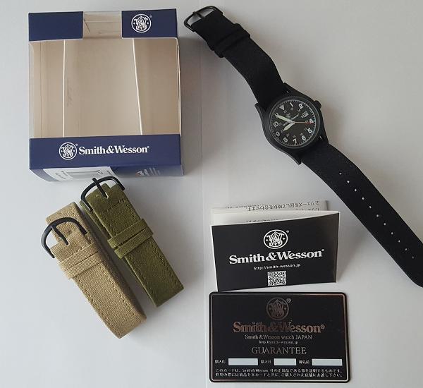 スミス&ウェッソン 時計 通販